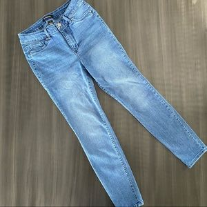 """🆕 D.JEANS """"muffin cover"""" skinny ankle jeans"""